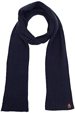9b6af4813c88 Original Penguin - Echarpe - Homme - Bleu (Dark Sapphire) - Taille unique
