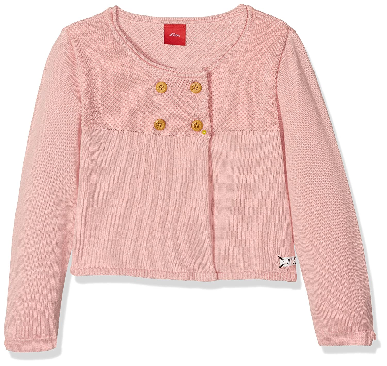 s.Oliver Baby Girls' Cardigan 65.808.64.8696