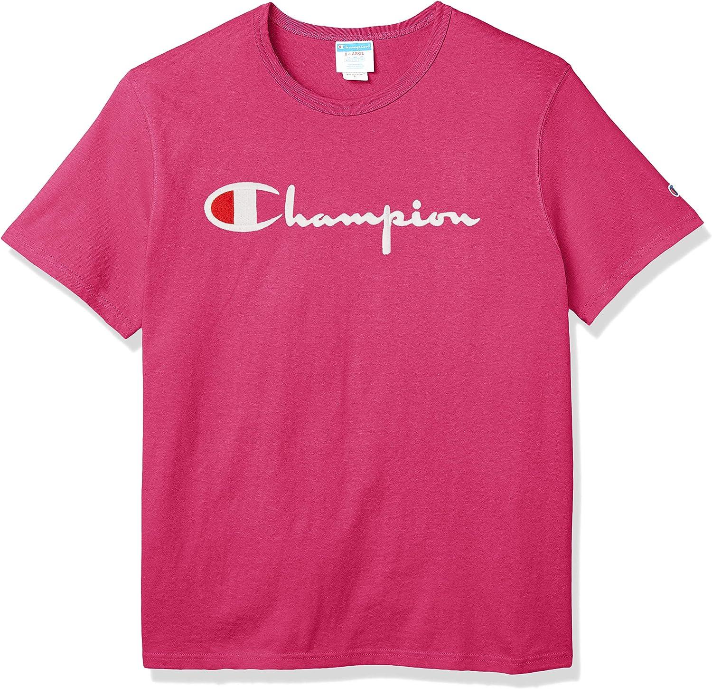 Champion LIFE Men's Classic Graphic Script T-Shirt