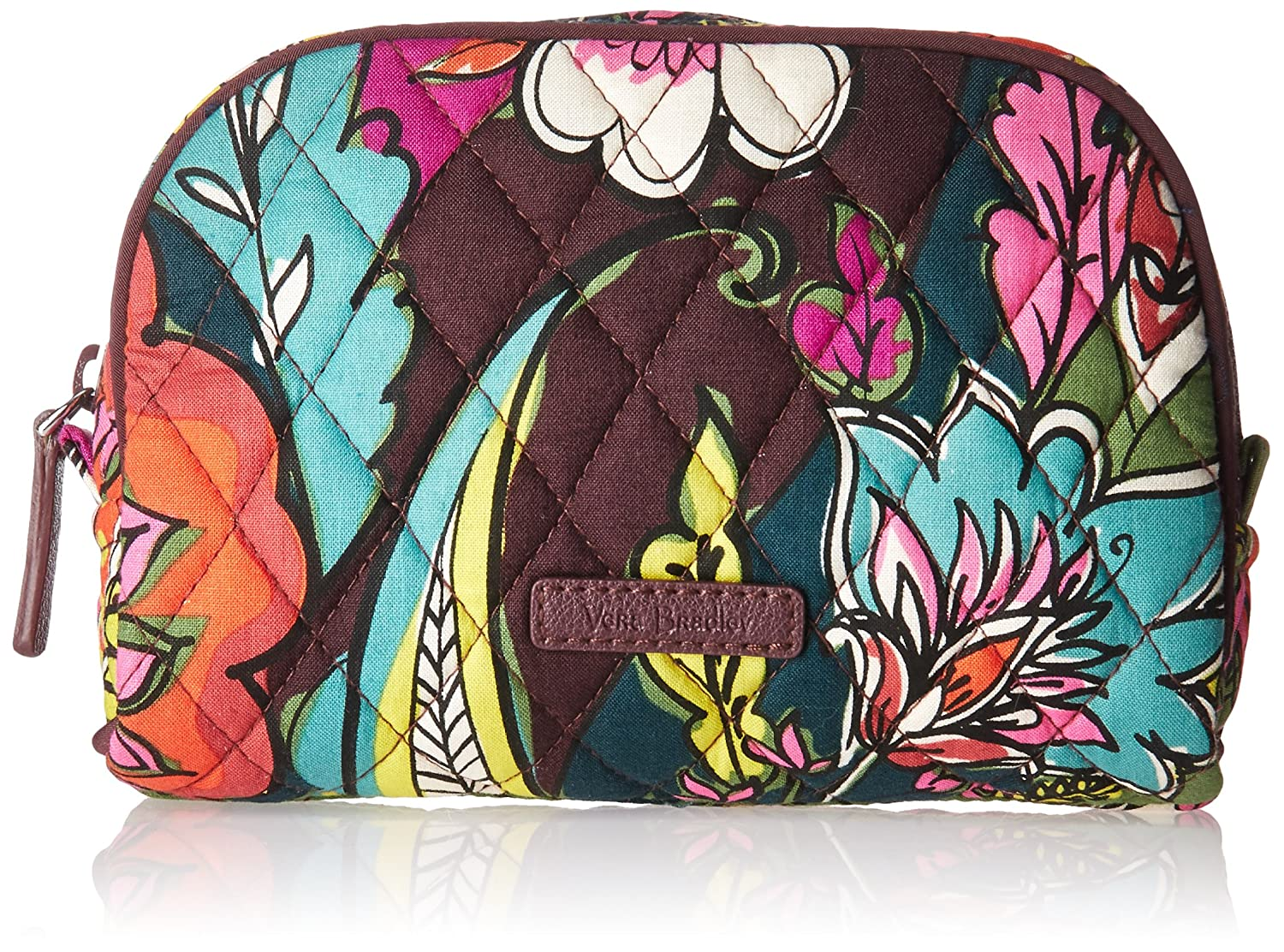 Vera Bradley Small Zip Cosmetic 6bf2bfd51b107
