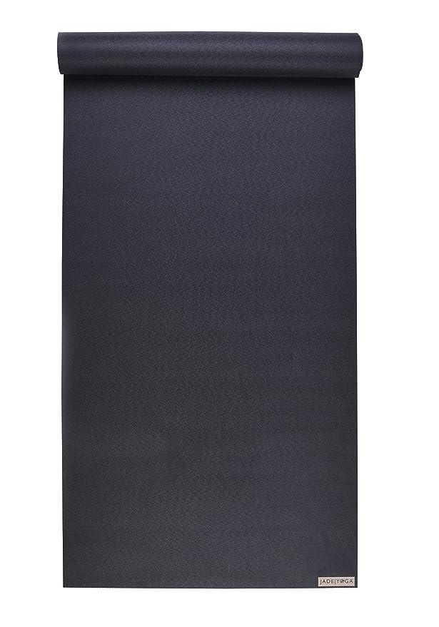 Jade Yoga armonía 68 cm Yoga Mat, negro: Amazon.es: Deportes ...