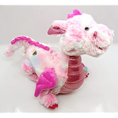 Webkinz Plush Stuffed Animal Whimsical Dragon: Toys & Games