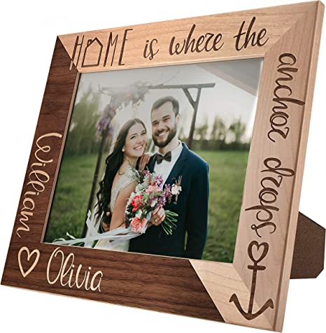 8x10 Custom Picture Frame,Flower Girl Picture Frame,Wood Picture Frame,Personalized Flower Girl Picture Frame 4x6 5x7