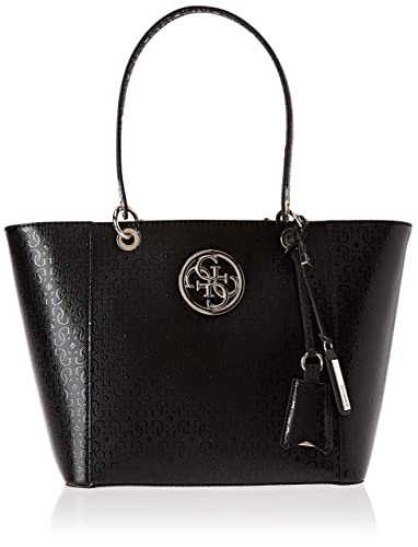 b34b7e42d Amazon.com: Guess Kamryn, Women's Tote, Black (Black/Bla), 42x26.5x15 cm (W  x H L): Shoes