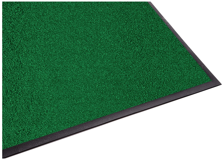 Grey Rubber with Nylon Carpet Guardian Platinum Series Indoor Wiper Floor Mat 2x10