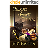 Blood, Sweets and Tears (BEWITCHED BY CHOCOLATE Mysteries ~ Book 4)