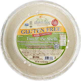 product image for Wholly Wholesome Pie Shell, 14 oz (frozen)