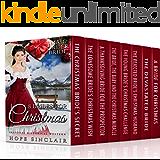 8 Christmas Brides: Seasonal Historical Western