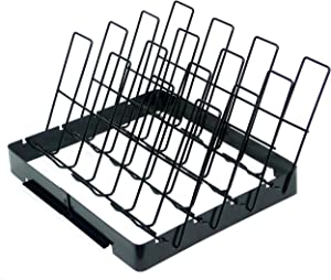 Mr. Bar-B-Q, Inc. 06132X Junior Non Stick Rib Rack