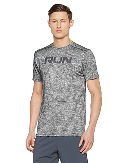 5e99f786 Under Armour Men's Run Front Graphic T-Shirt