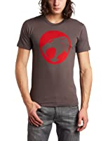 Bioworld Mens Thundercats Distressed Logo T-shirt XXL