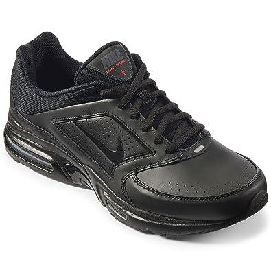 promo code ccc17 9c31b Nike Men s Air Max Health Walker+8 Walking Shoes (14, Black)