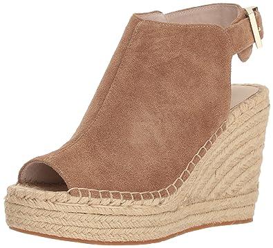 80271ad0b17 Kenneth Cole New York Women's Olivia Espadrille Wedge Sandal: Buy ...