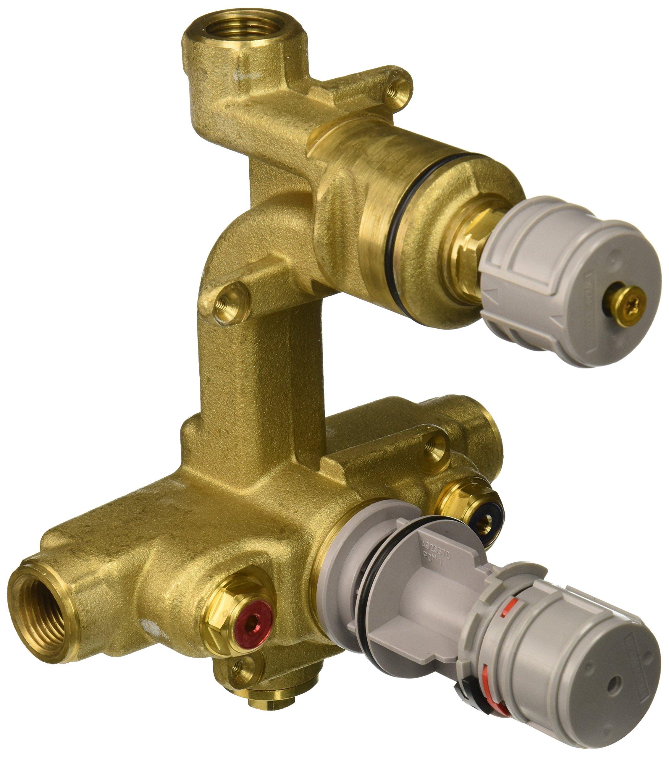 American Standard R520R520 Ceratherm Rough Valve Body with 1/2-Inch ...