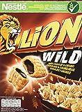 Nestlé Lion Wild - Céréales du Petit Déjeuner - Paquet de 410 g