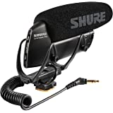 Shure VP83 LensHopper Camera-Mounted Condenser Microphone for use with DSLR Cameras and HD Camcorders