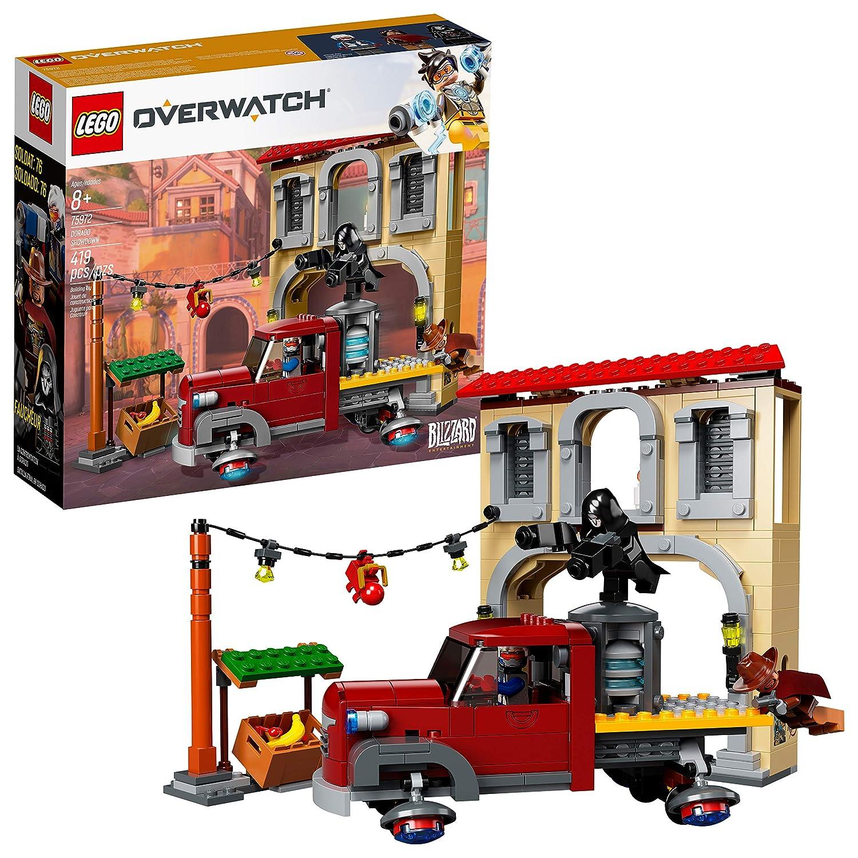レゴ (LEGO) オーバーウォッチ ドラドでの対決 75972