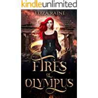 Fires of Olympus: A Mythology Fantasy Romance (The Immortality Trials Book 4)