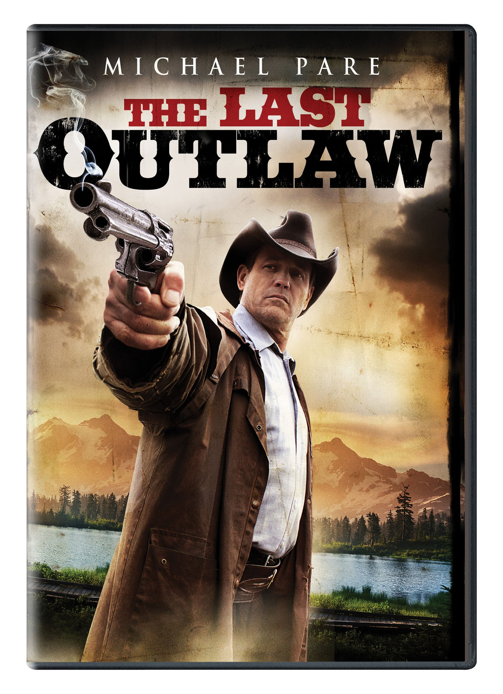 DVD : The Last Outlaw (Widescreen)