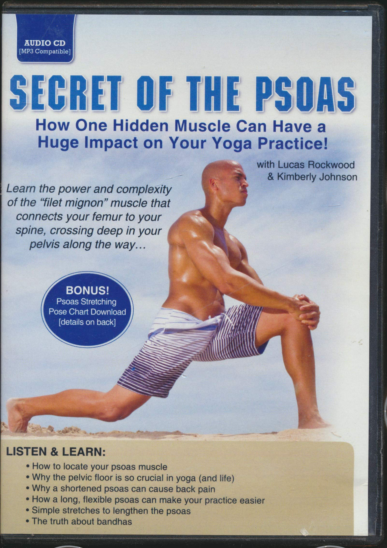 Secret of the PSOAS -How One Hidden Muscle Can Have a Huge ...