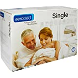 Aerobed Platinum Raised Pillow Top, Single Size