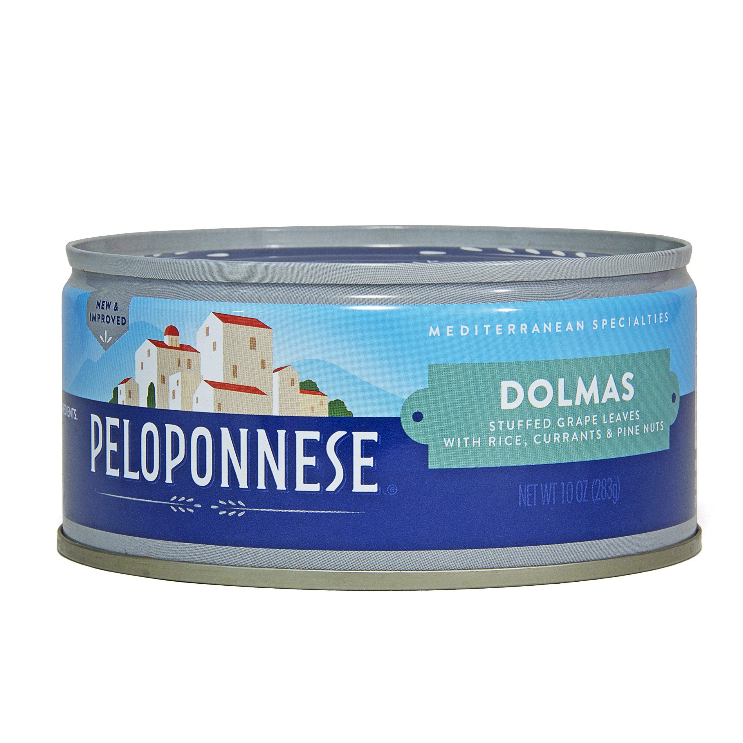 PELOPONNESE GRAPE LEAVE DOLMAS STUFFED
