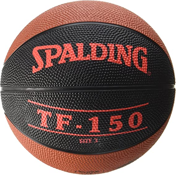 Spalding LNB TF150 Balon de baloncesto, multicolor, talla 3 UK ...
