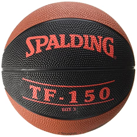 Spalding LNB TF150 Balon de baloncesto, multicolor, talla 6 UK ...
