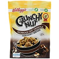 Kellogg's Crunchy Nut Chocolate and Hazelnut Granola 380 g