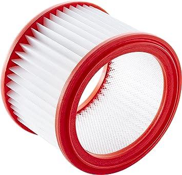 Nilfisk 107417194 Filterelement Filtro para Aspirador de Bricolaje Multi II, 0 W, 0 V, Blanco/Rojo: Amazon.es: Bricolaje y herramientas