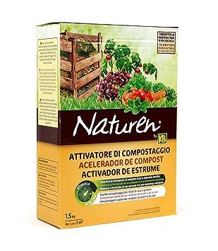 Acelerador de compost Massó (1,6 kg)
