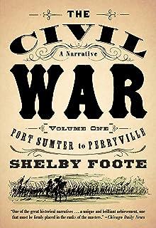 Civil War Volumes 1-3 Box Set: Shelby Foote: 9780394749136