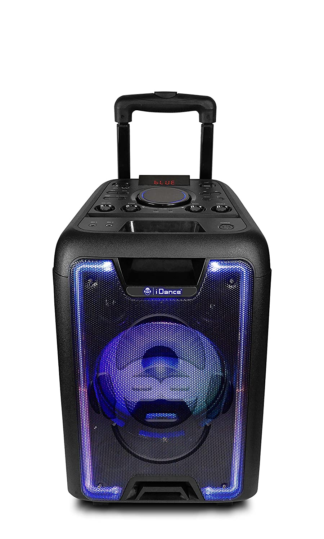 Idance-MB1000 Karaoke, Color Negro (MB1000)