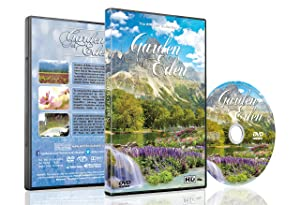 Garden of Eden DVD - Romantic Piano Music with Stunning Natural Scenery from Around the World with Special Composed Music From Italian Piano and Church Organ Player Gabrielle Tosi
