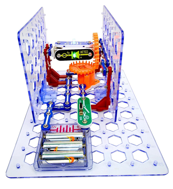 Snap Circuits 3d Meg Electronics Discovery Kit Electronic Circuit Kits Australia Toys Games