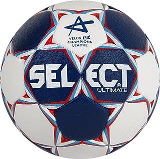 Select Ballon de Handball Ultimate CL, Bleu/Blanc/Rouge, 2, 1611854203