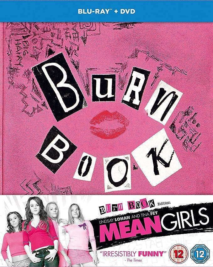 Mean Girls (Burn Book Edition) (2 Blu-Ray) [Edizione: Regno Unito] [Italia] [Blu-ray]