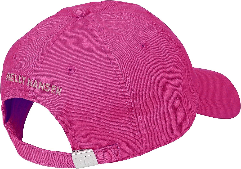 Helly Hansen Logo Cap Gorra Unisex 100% algodón para protegerse ...