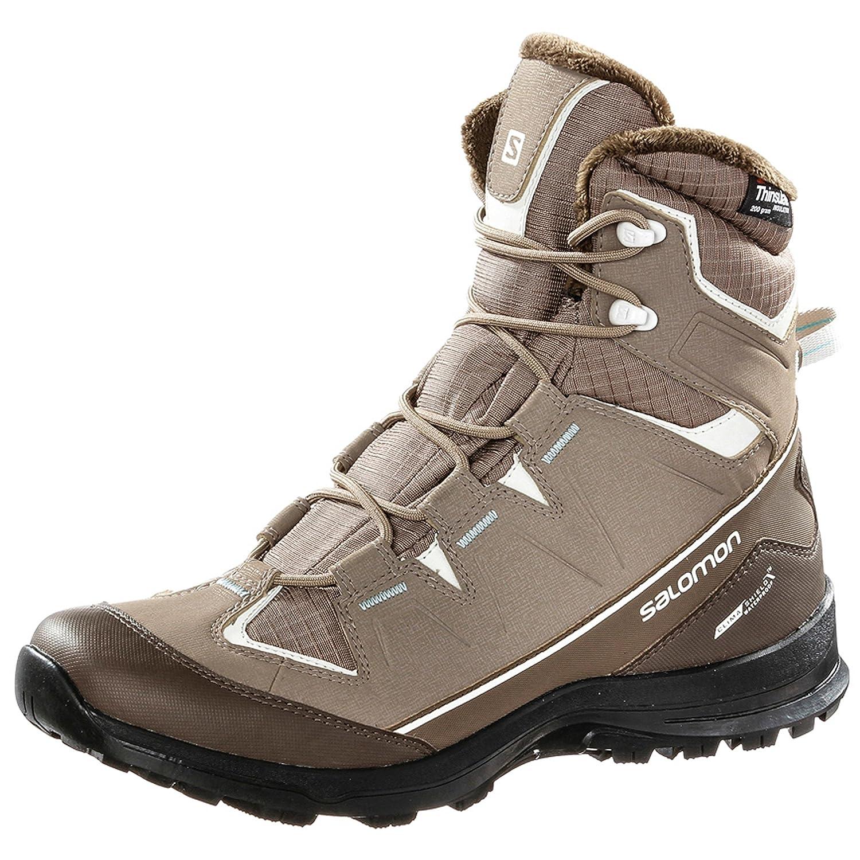 Salomon Scory TS Climashield Waterproof Winter Women's Wandern Stiefel