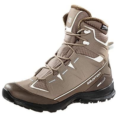 get new 50% price separation shoes Salomon Scory TS Climashield Waterproof Winter Women's Wandern Stiefel