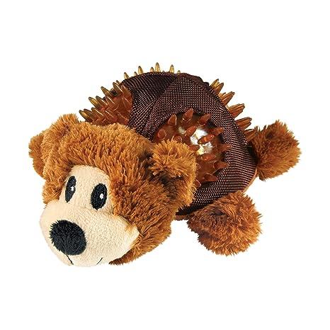 puppy teething toys kong shells bear
