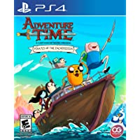 Amazon.com deals on Adventure Time Pirates of the Enchiridion PS4