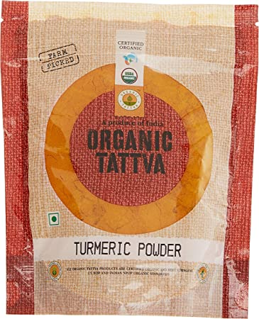 Organic Tattva Turmeric Powder, 200g