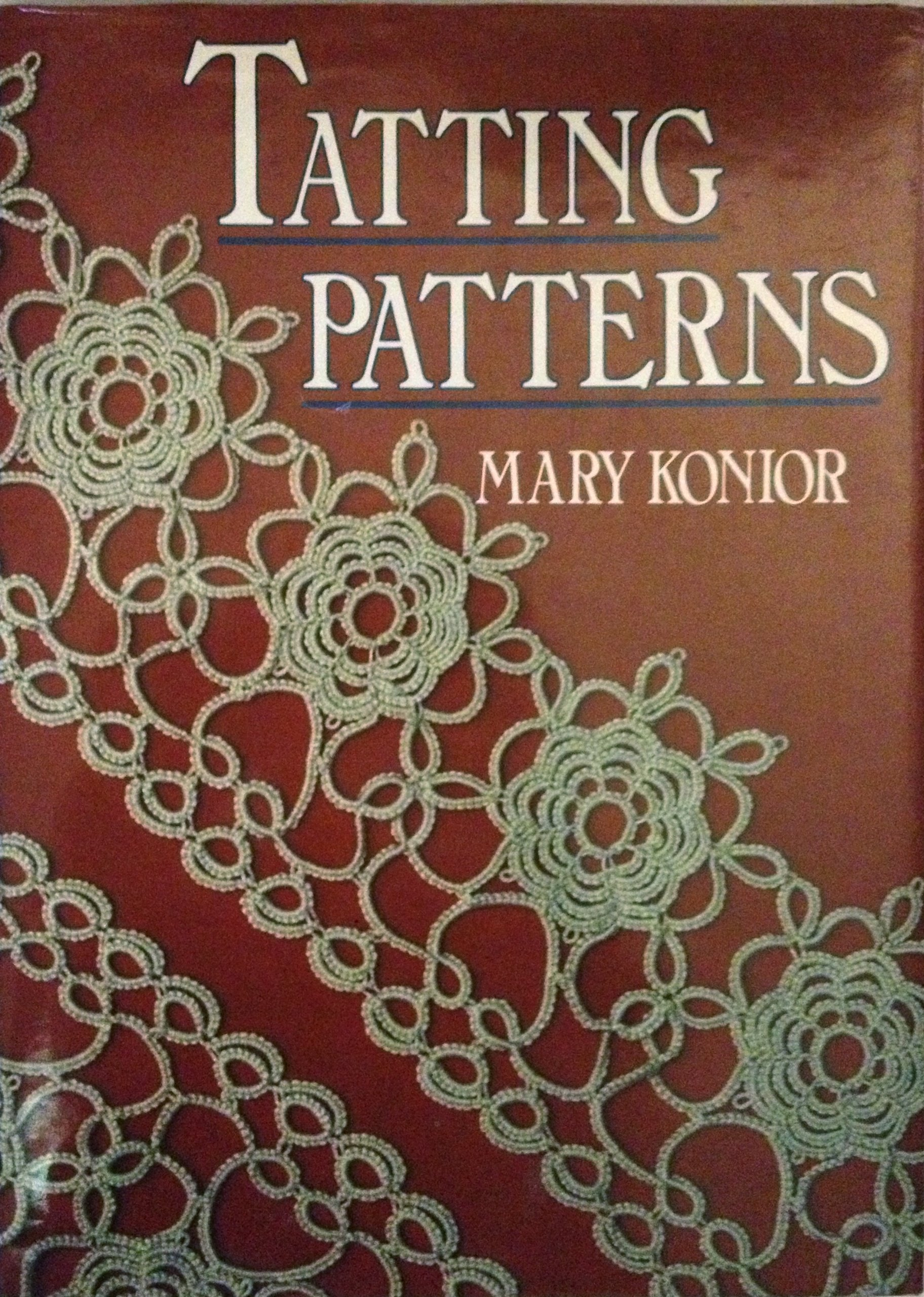 Tatting Patterns Book