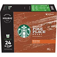 Starbucks Pike Place Roast 24cnt K-Cup Packs