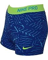 Nike Pro Women's Dri Fit Running Workout Training Shorts