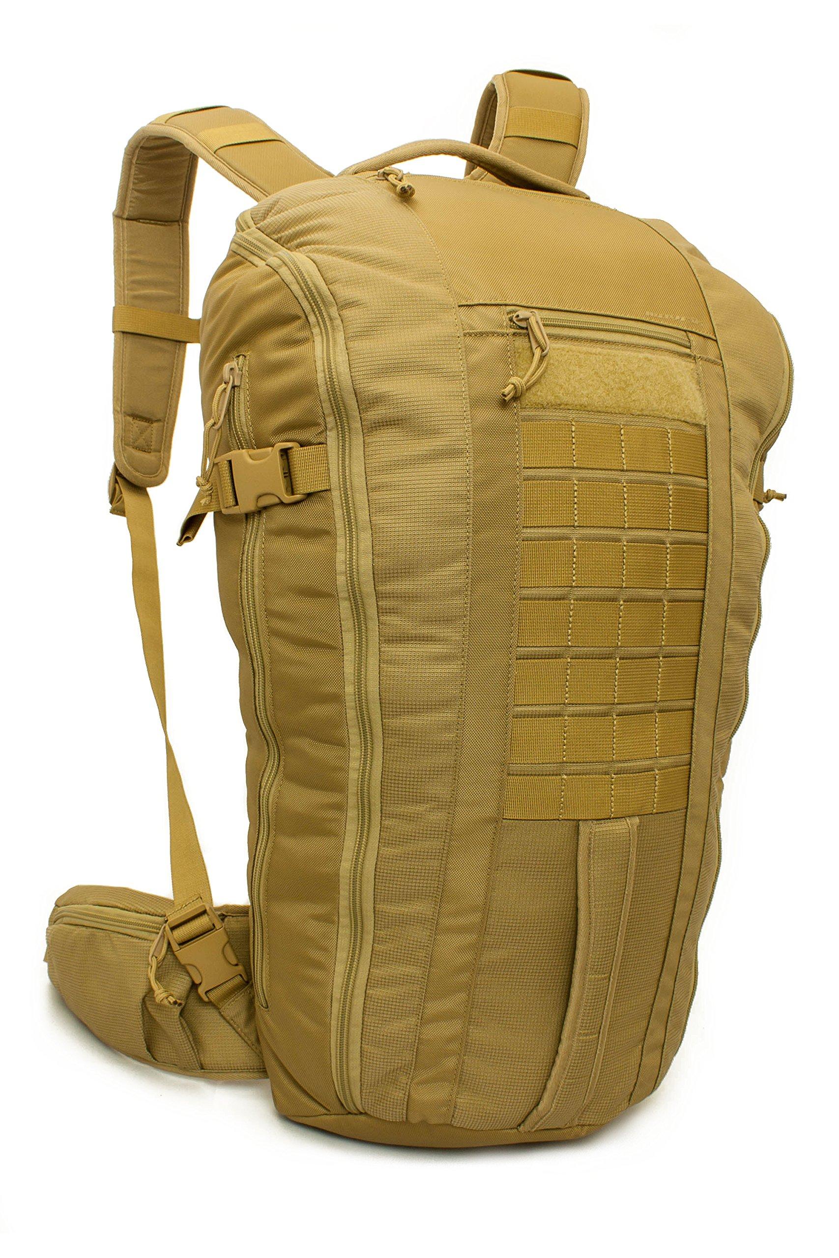Red Rock Outdoor Gear U.45 Mavrik Backpack, Coyote