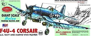product image for Guillow's Vought F4U-4 Corsair Model Kit