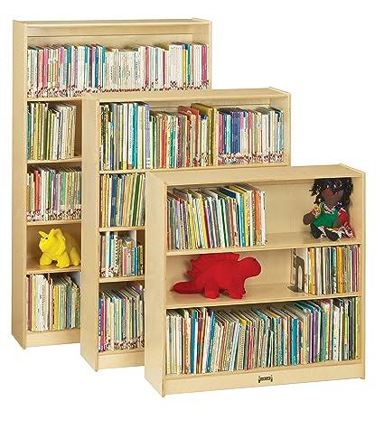 Jonti Craft 0960JC Short Bookcase