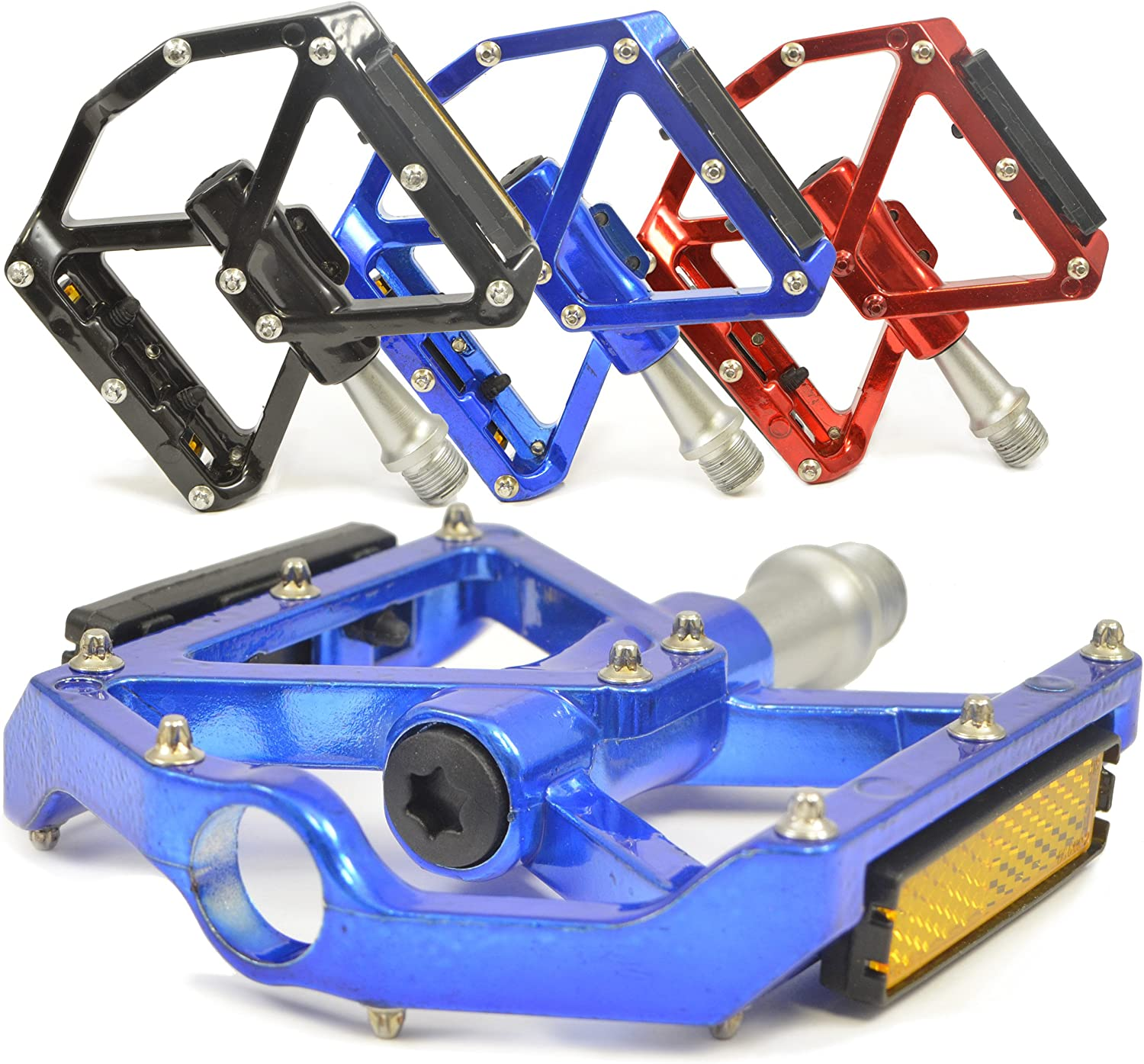 Lumintrail Mountain Bike Platform Pedals